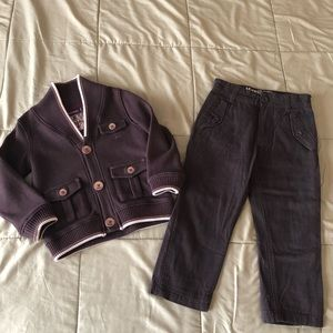 Toddler Boys Outfits